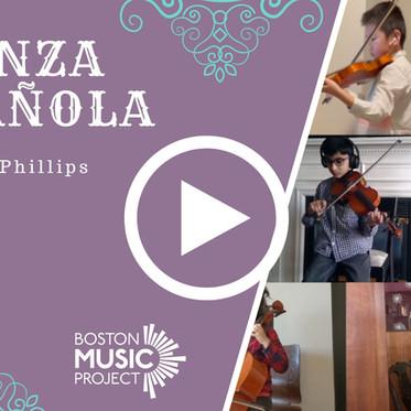 Newbold Orchestra performs Danza Española
