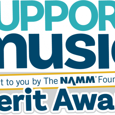 Josiah Quincy receives national NAMM Award