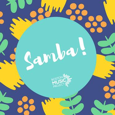 Student-composed and Improvised Samba!
