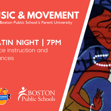 Family Music and Movement: Latin Night