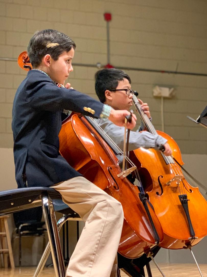 Chamber music opportunties