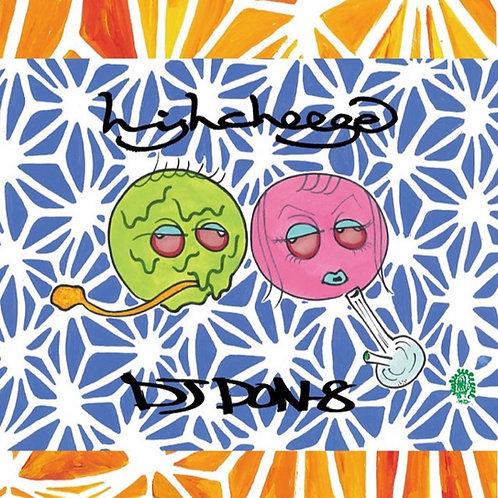 DJ DON-8 / HIGH CHEESE