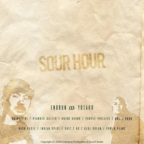ENDRUN & YOTARO - SOUR HOUR EP