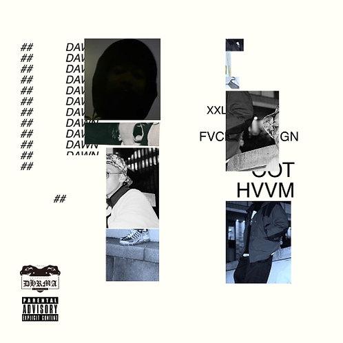 SILENT KILLA JOINT & dhrma - DAWN (CD)