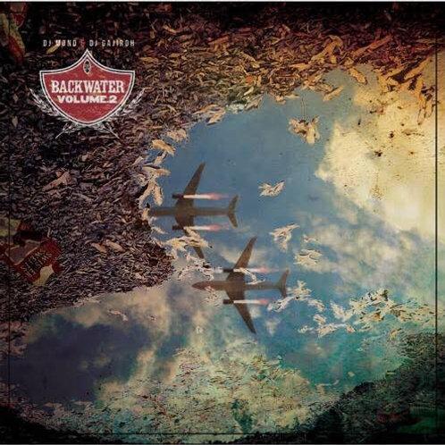 DJ MOND & DJ GAJIROH  - BLACK WATER Vol.2