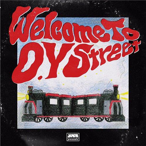JUICE presents (NAB、DJ SKINNY、MANCHEESE) - Welcome To O.Y Street (CD)