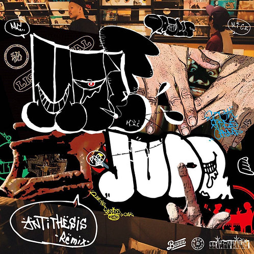 RAWAXXX & JUDA - ANTITHESIS-Remix-