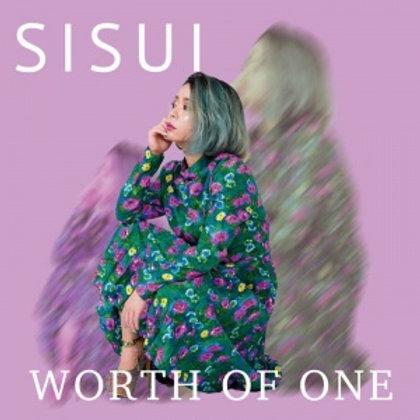 SISUI 『WORTH OF ONE』 (CD)