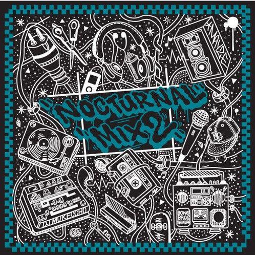 DJ MUKECCHO - 『NOCTURNAL2』(MIX CD)