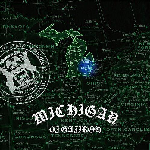 DJ GAJIROH - MICHIGAN