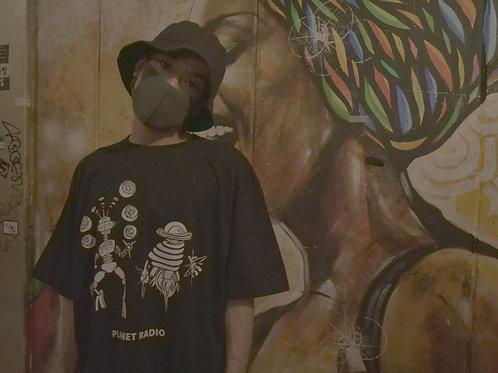 Planet Man × Radio Man T-Shirts