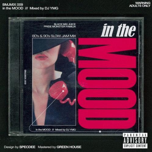 DJ YMG - in the MOOD [MIX CD] Black Mix Juice