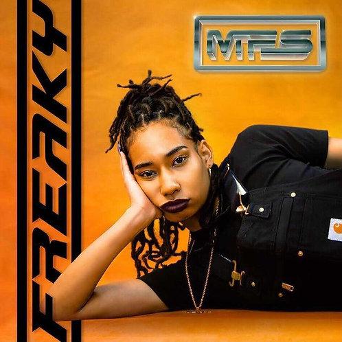 MFS - FREAKY (CD)