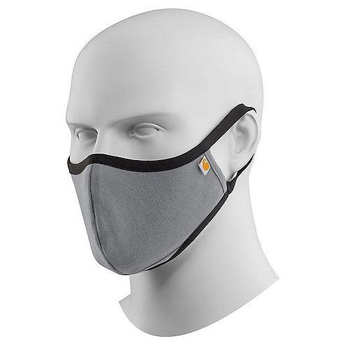 carhartt - cotton face mask (GREY)