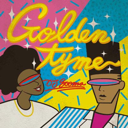 DJ SOOMA - GOLDEN TYME