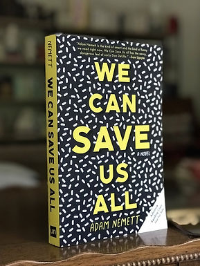 Book Review - We Can Save Us All - TCR