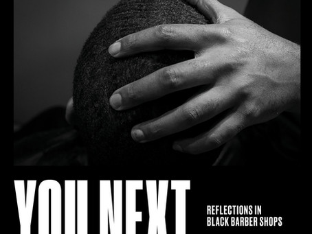 [Book Review] You Next: Reflections in Black Barbershops by Antonio Johnson