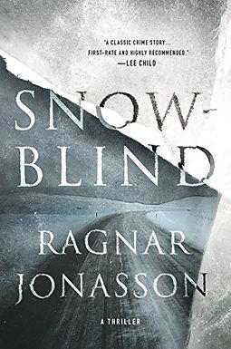 Interview - Ragnar Jonasson - TCR