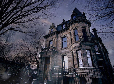 [True Horror] Haunted