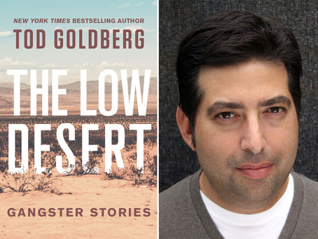 [Interview] Tod Goldberg The Low Desert Gangster Stories