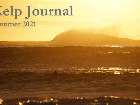 Kelp Journal Summer 2021 Issue is Out