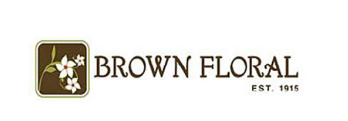 Brown Floral Creating Flower Masterpieces for Over 100 Years, Team Gears Up for Mother's Day Weekend