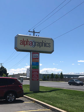AlphaGraphics Keeps Busy Helping Businesses Rebrand, Refresh, and Renew During the COVID-19 Shutdown
