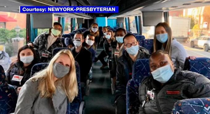 New York Nurses Come to Utah to Lend a Hand, Return a Favor