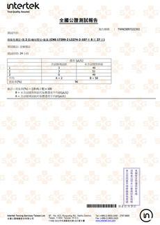 全國公證-白金觸媒-除氨24h