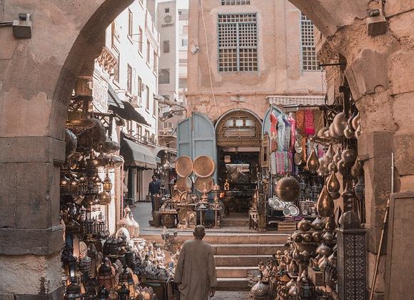 Market arch