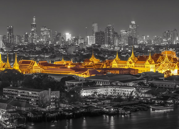 The Grand Palace of Thailand