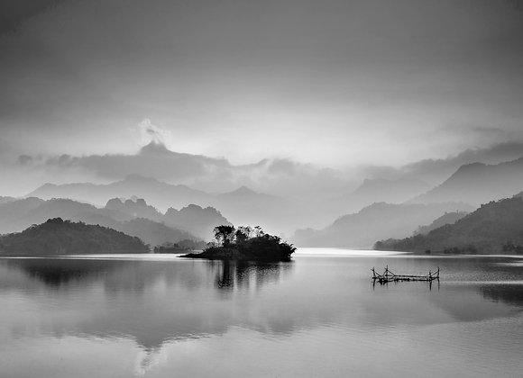 Twilight mist