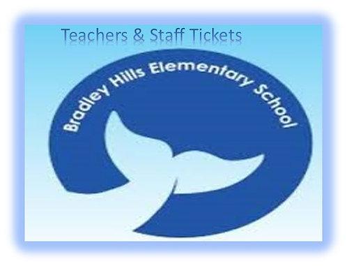Donate Towards a Teacher's Ticket - $20