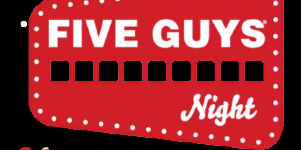 Five Guys Night