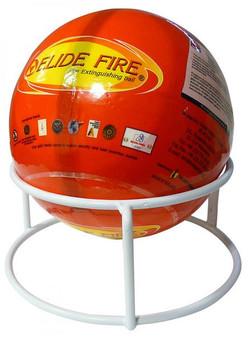 אמצעי לכיבוי אש עצמאי - כדור אש