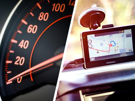 הידעתם כי ברכב שלנו קיימת סטייה שבין 5-10% בספידומטר במהירות הנהיגה שלנו?