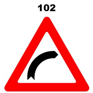תמרור 102