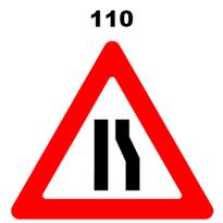 תמרור 110