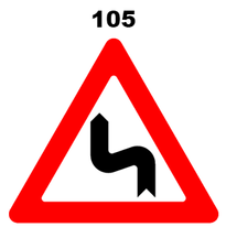 תמרור 105
