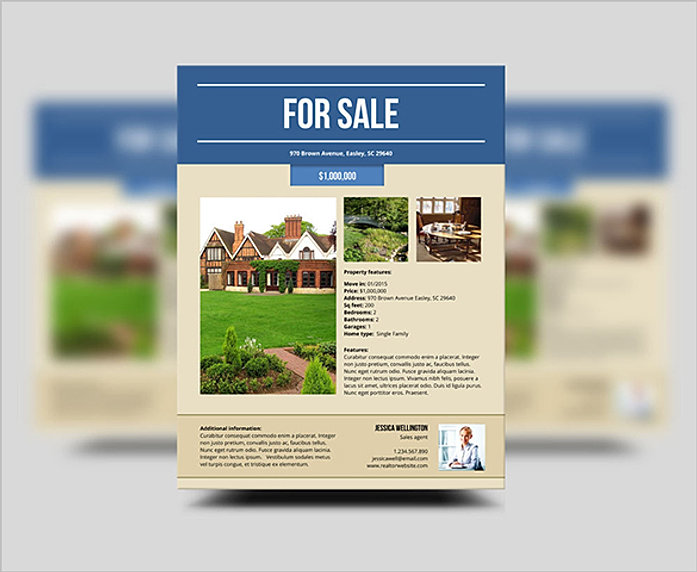 mcgeeimages – House Sale Flyer