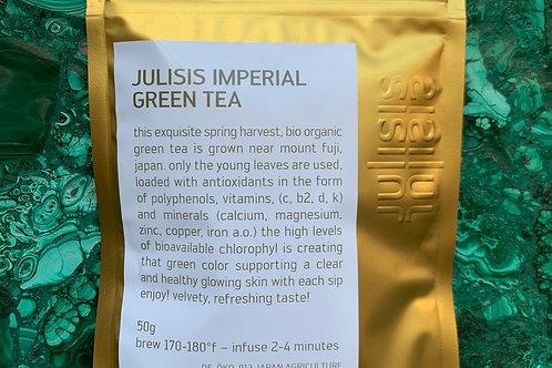 JULISIS IMPERIAL GREEN TEA - 50g