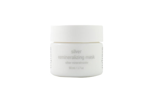 SILVER MINERAL MASK 50ml, 1.7oz