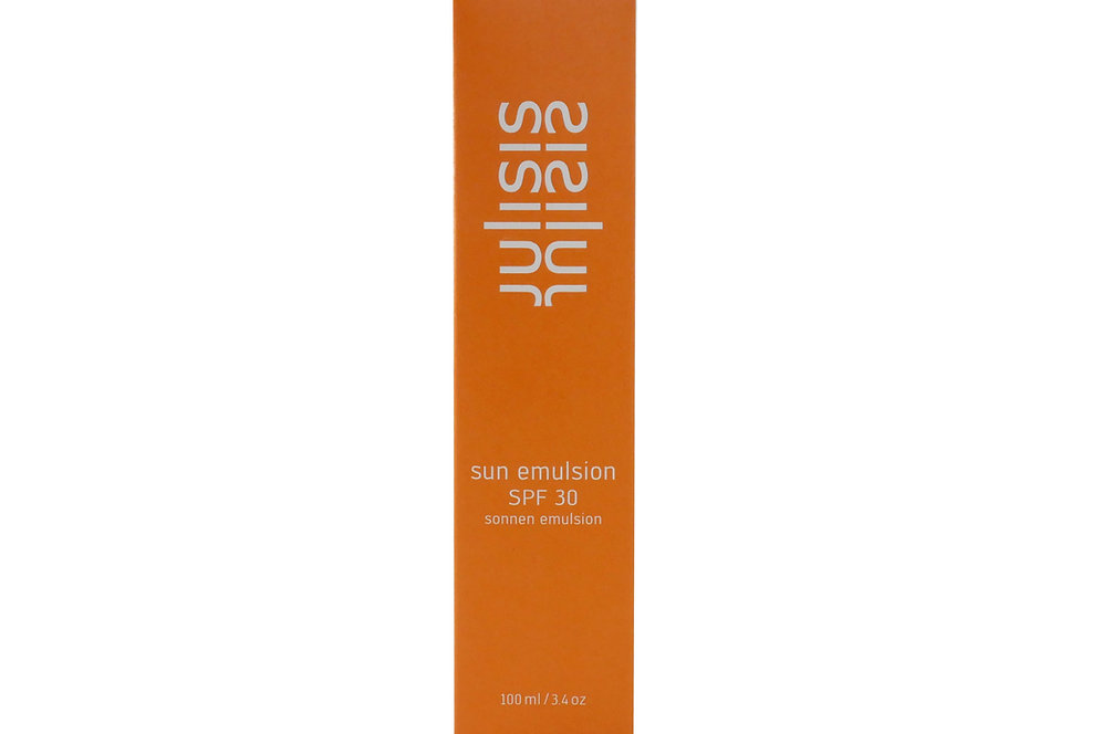 SUN EMULSION SPF 30 / 100ml, 3 4oz