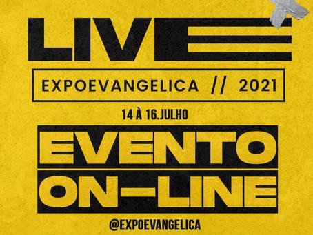 Estamos de voltaaaaa! LIVE EXPO 2021