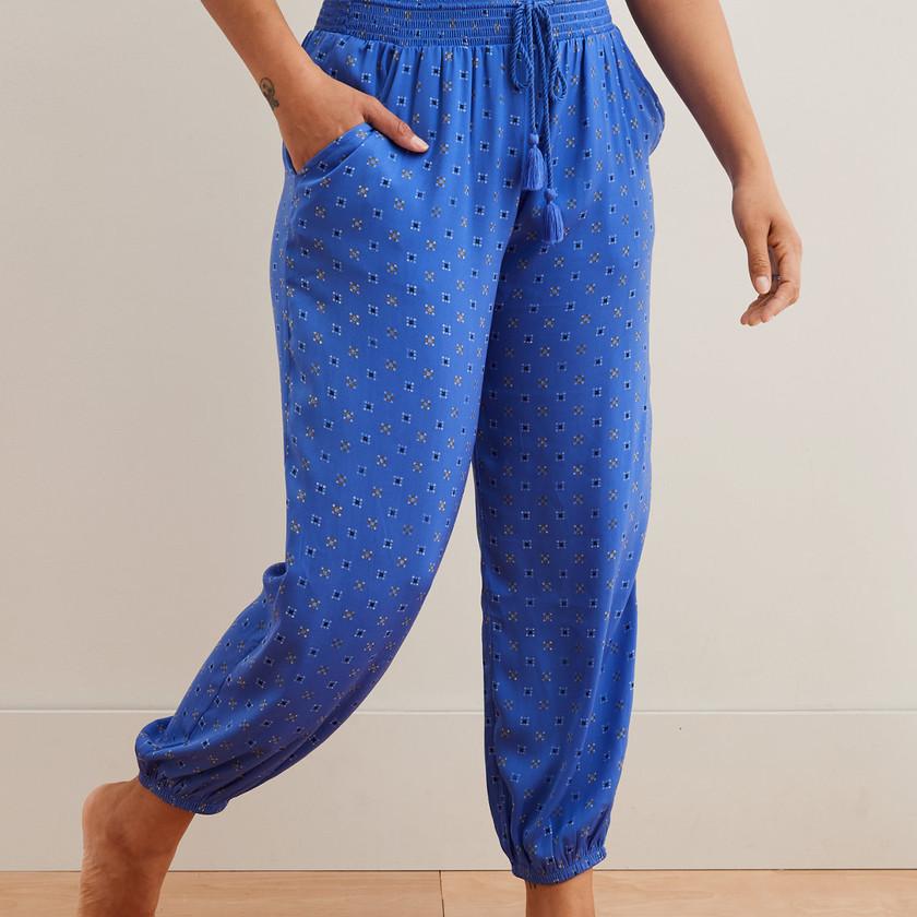 Printed Nomad Pants