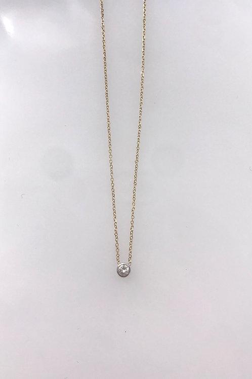 Small Diamond Bezel