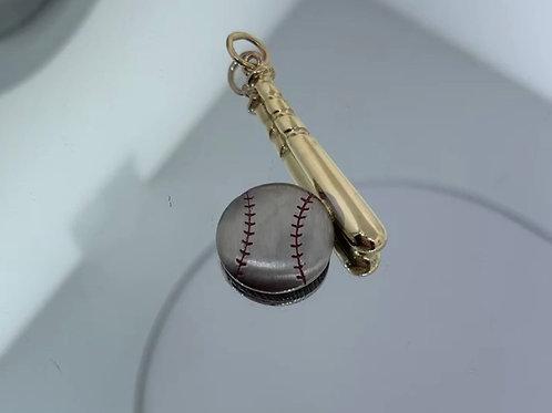 Baseball Pendant