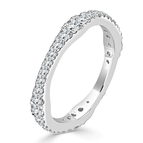 Wave eternity band