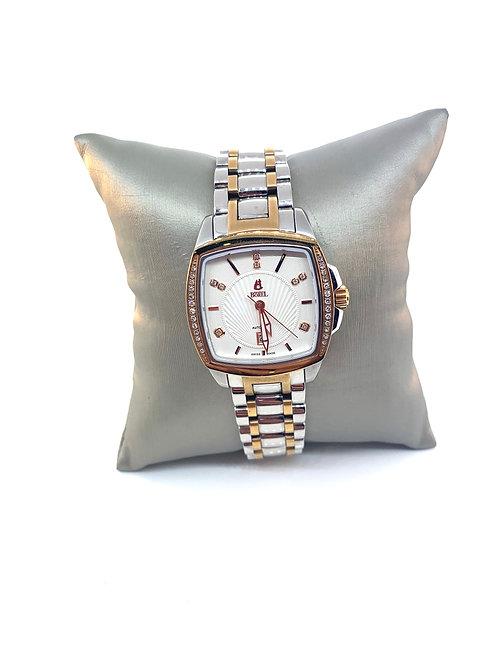 Rose & WhiteErnest Borel Women's Watch