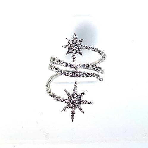 Star wrap ring